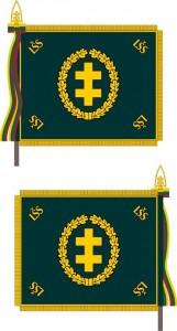 šaulių vėliava