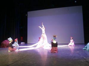 Teatro savaitės renginys Zarasuose